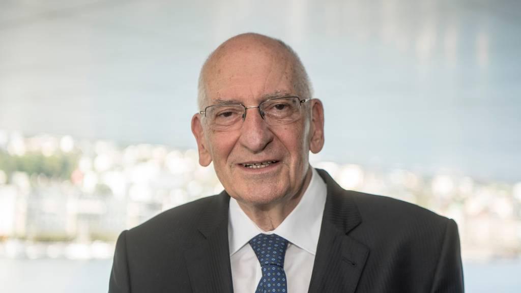 Pascal Couchepin zeigt Verständnis für Haltung der EU