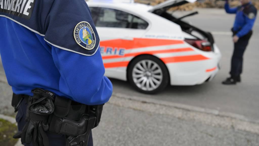 Waadtländer Polizei stoppt Trottinett-Fahrer im Temporausch