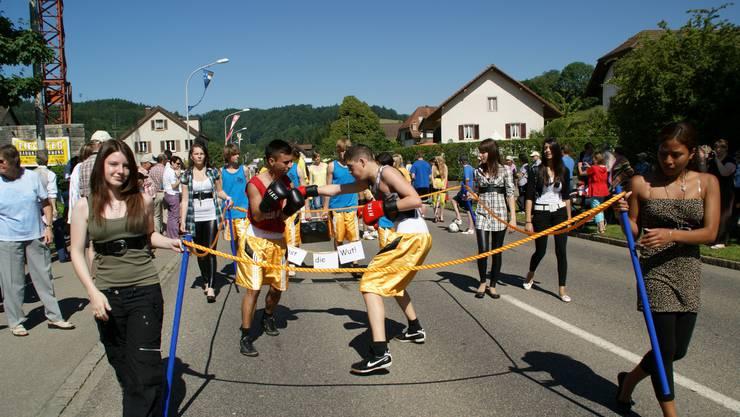 Jugendfest bewegt das ganze Dorf