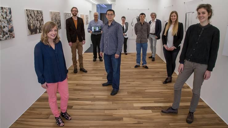 Junge Künstler treffen in Büsserach auf engagierte Kunstförderer.