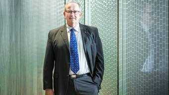 Gerhard Hanhart, Hypothekarbank Lenzburg