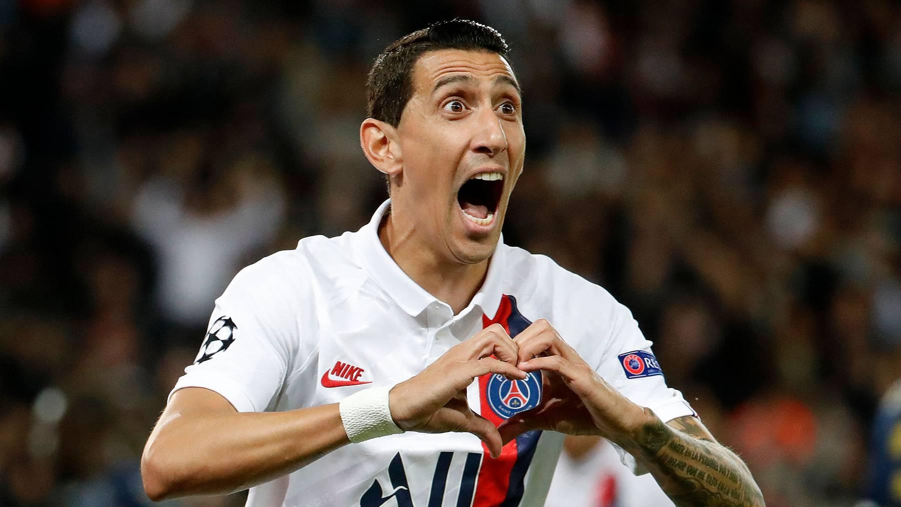 Paris Saint-Germain bodigt Real Madrid