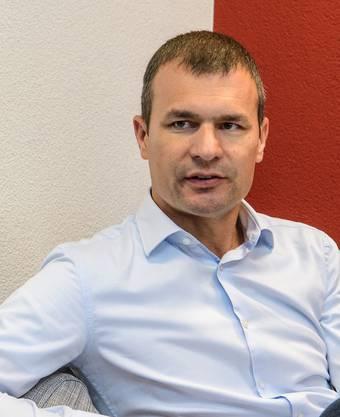 Christof Hiltmann, FDP-Landrat