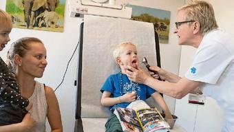 Wann gehe ich zum Arzt – und was kann ich zu Hause behandeln? – Diese Fragen beantwortet KSB-Kinderärztin Dörthe Harms am 27. 11. 2018 um 19.30 Uhr an einer Infoveranstaltung im KSB.