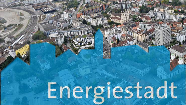 Olten ist eine Energiestadt.