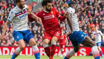Mohamed Salah und Liverpool blieben für einmal ohne Torerfolg