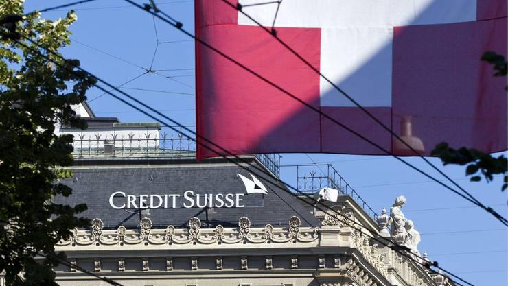 Schweizer Geld ist alles andere als klimaverträglich. (Symbolbild)