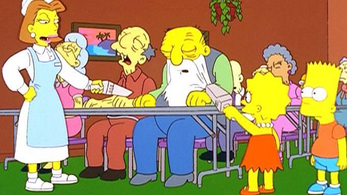 Seid nett zu alten Leuten!