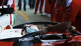 """Stösst bei den Teams und ihren Fahrern nicht auf Gegenliebe: der Cockpitschutz """"Halo"""""""