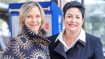 Erstmals wird mit Sicherheit eine Frau in den Baselbieter Ständerat gewählt. Doch welche wird es sein: Maya Graf (Grüne, Sissach, links) oder Daniela Schneeberger (FDP, Thürnen)?