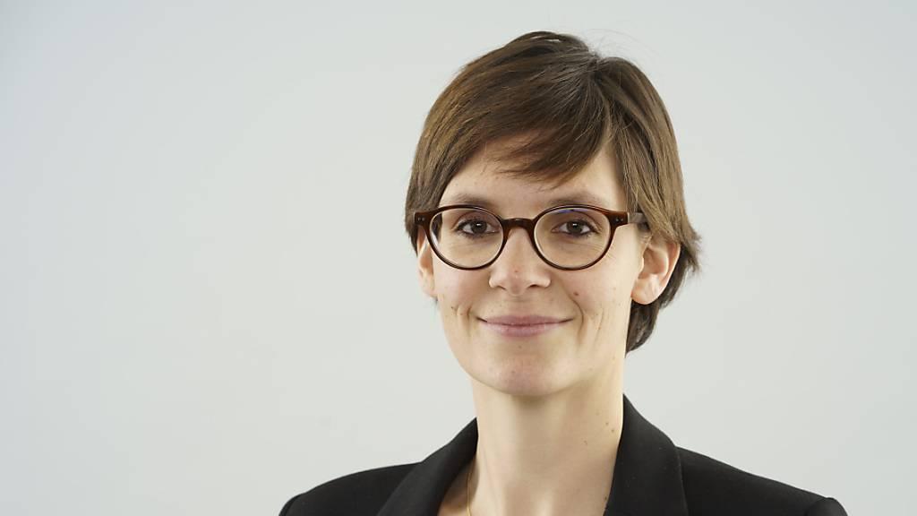 Die Grüne Luzerner Kantonsparlamentarierin Noëlle Bucher findet, dass Polizistinnen und Polizisten, die nicht das Schweizer Bürgerrecht besitzen, eine Bereicherung seien. (Archivaufnahme)