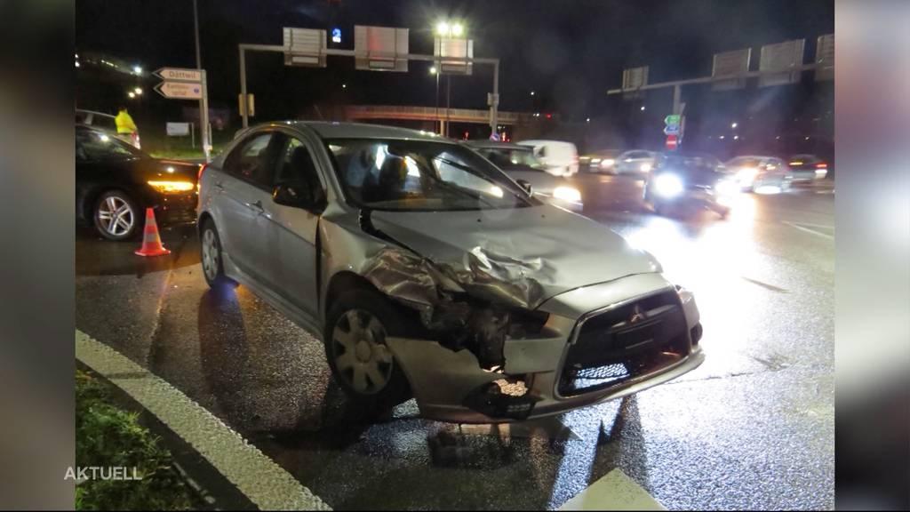 Aargau: Unfälle mit Fahrerflucht