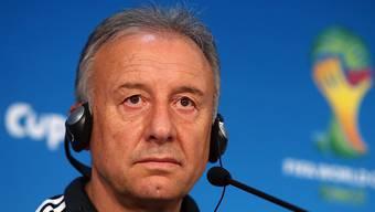 Der Italiener Alberto Zaccheroni hat wieder einen Job