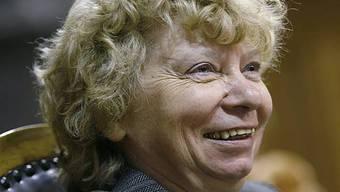 Ex-SP-Präsidentin Christiane Brunner