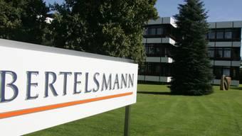 Bertelsmann-Sitz in Gütersloh, Deutschland