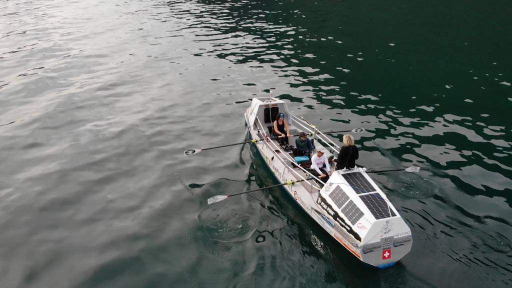 Im Ruderboot über den Atlantik: Teil 1