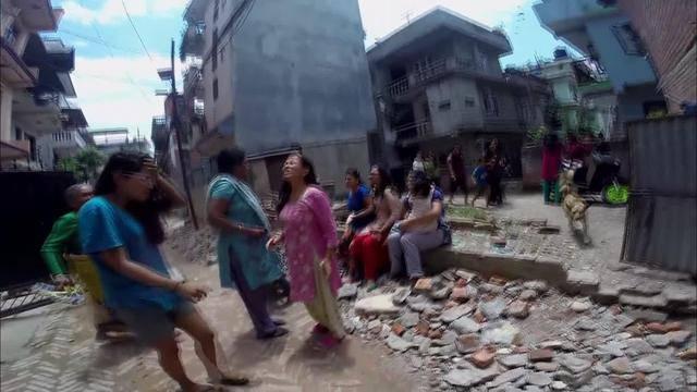 Tote bei Nachbeben in Nepal