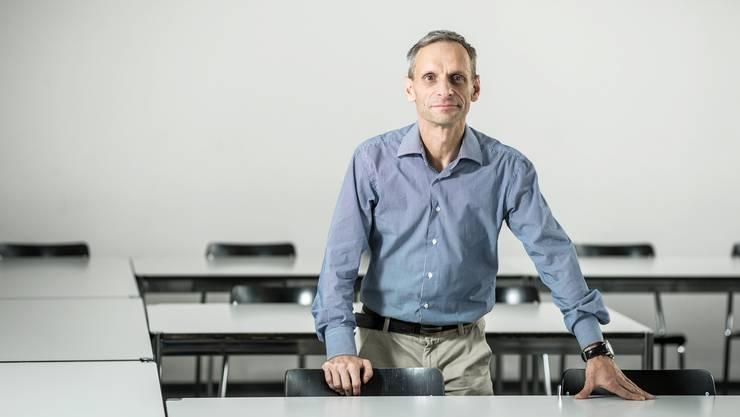 Volkswirtschafts-Professor Mathias Binswanger.