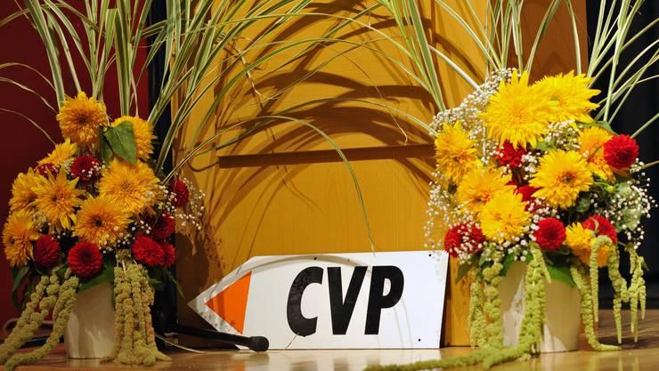 Die Richtung ist vorgegeben: Die CVP-Delegierten müssen beschliessen, was schon bestimmt ist.