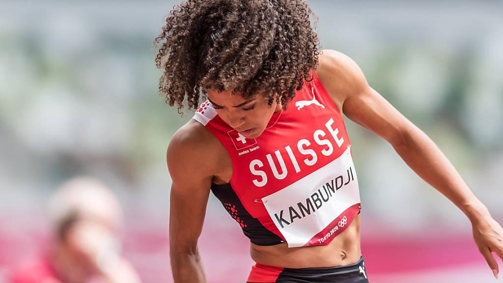 Historisch: Kambundji und Del Ponte als erste Frauen in einem 100-m-Final