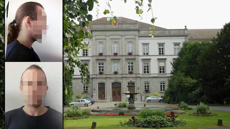Kris V. brach aus der Psychiatrischen Klinik in Königsfelden (Windisch AG) aus.