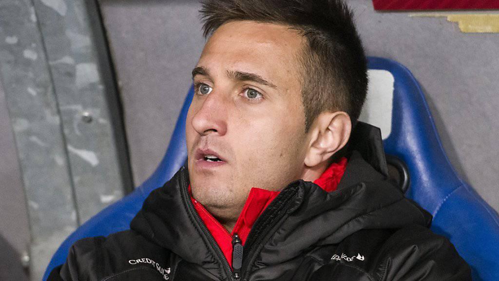 Der Schweizer Nationalstürmer Mario Gavranovic hat mit Dinamo Zagreb den Meistertitel erfolgreich verteidigt und das Double in Aussicht