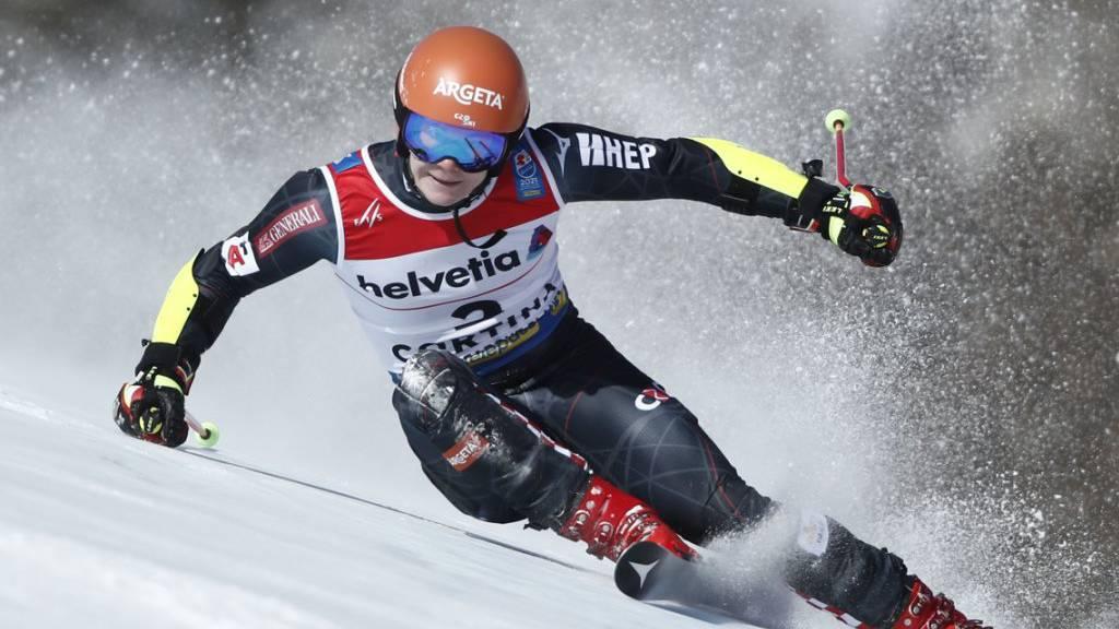 Der Kroate Filip Zubcic holt seinen dritten Weltcupsieg