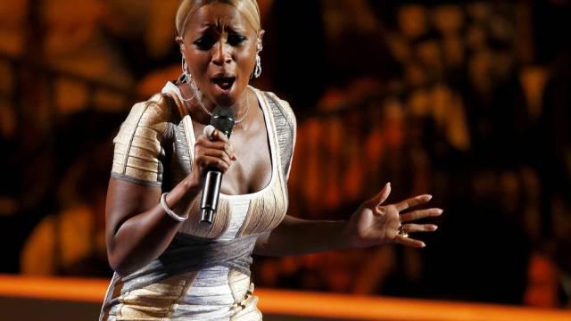 Mary J. Blige singt bald auch französisch (Archiv)
