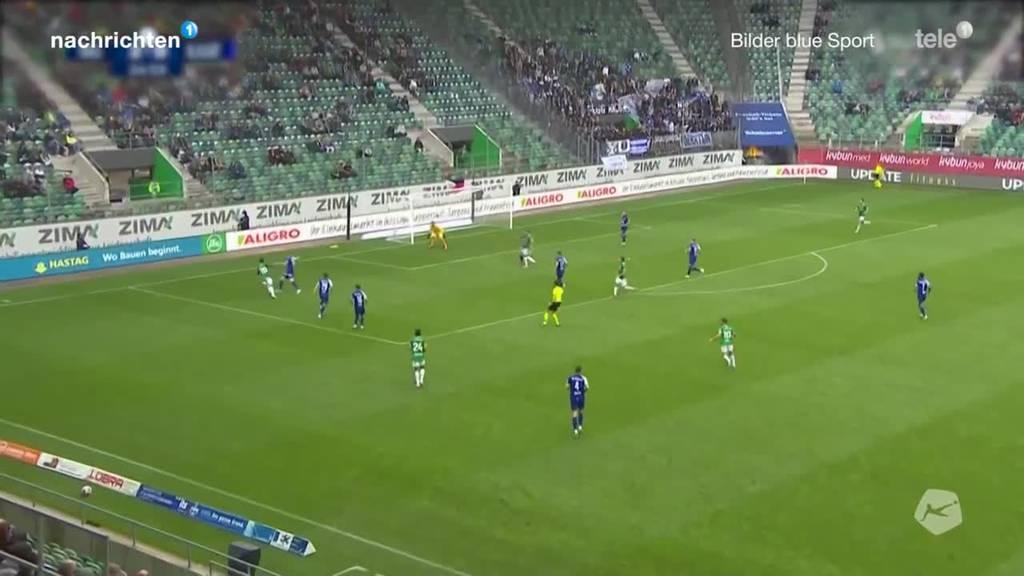 Zusammenfassung St. Gallen - FC Luzern