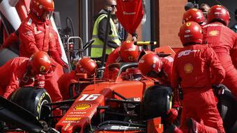 Ferrari und der Weltverband FIA stehen im Gegenwind