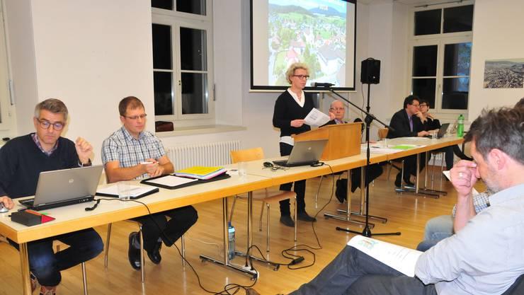 Am Montag, 26. November, fand in Erlinsbach SO die Budgetgemeindeversammlung statt.