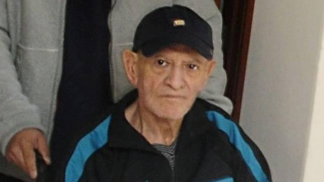 Guatemalas Ex-Machthaber Oscar Mejia (Archiv)