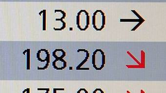 Börse schliesst schwächer (Symbolbild)