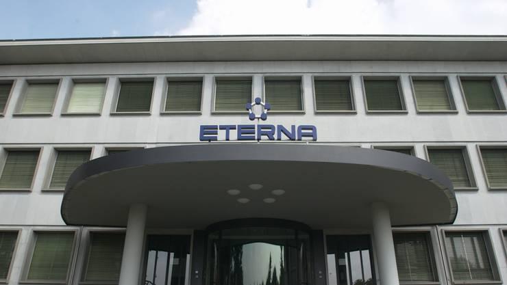 Eterna-Gebäude an der Schützengasse.