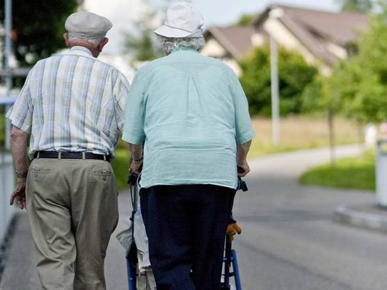 Viele Pensionskassen denken an Rentenkürzungen (Symbolbild)