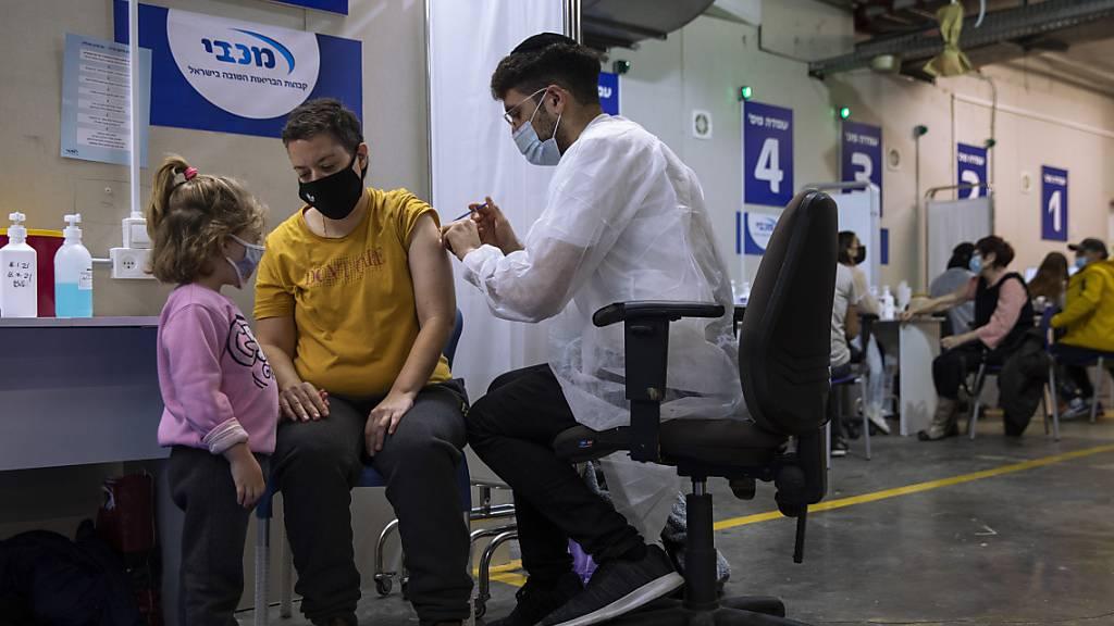 Über ein Viertel aller Coronatoten in Israel in vergangenen Wochen