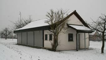 Schützenhäuser im Bezirk Brugg