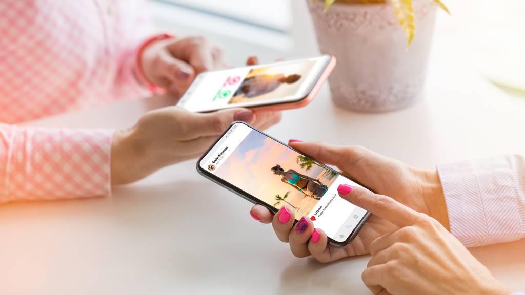 Immer mehr Unternehmen und Marken nutzen Instagram als Werbeplattform.