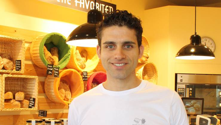 Der Schlieremer Cyrill Badir begann im Januar dieses Jahres mit der Umsetzung seiner Idee.