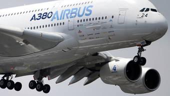 Der Airbus A380 ist bei den Passagieren beliebt, aus planerischer Sicht hingegen ein Fehlentscheid. (Archivbild)