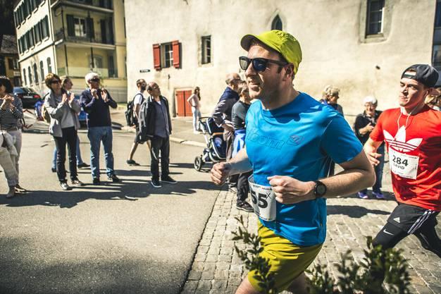 Am 1. April 2017 fand der Limmatlauf in Baden, mit Start und Ziel im Stadion Aue statt. Die Strecke führte entlang der Limmat und durch die Badener Altstadt bis Obersiggenthal und zurück.