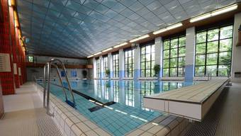 Das Hallenbad im Bucheggberg soll nach der Sanierung wieder wie neu aussehen. (Symbolbild)