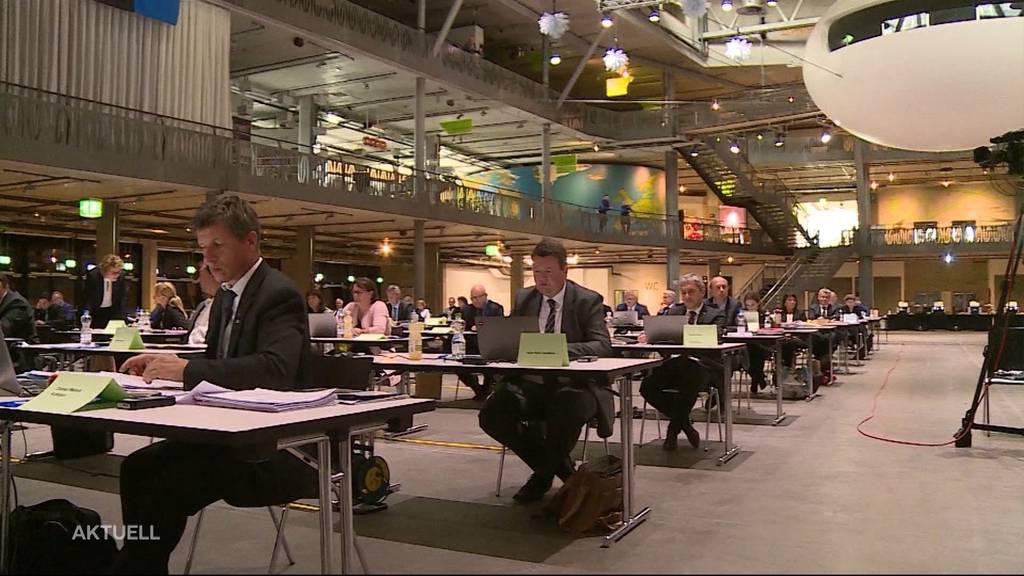 Rücktrittswelle im Grossen Rat: 60 Parlamentarier hören auf