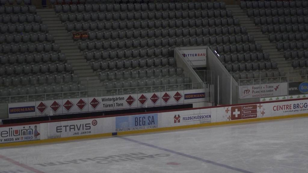Keine Playoffs: Eishockey-Saison per sofort beendet