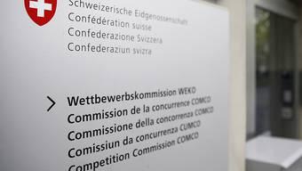 Die Wettbewerbskommission (Weko) will Geschädigte von Kartellen künftig besser entschädigen. (Themenbild)