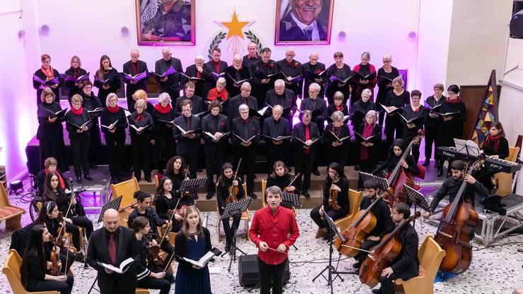 Eindrückliches Konzert in Bethlehem
