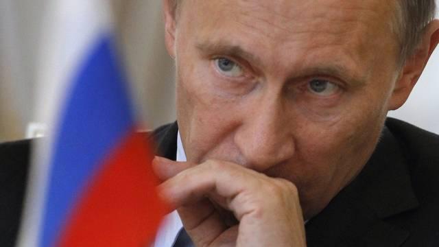 Wladimir Putin - Palastbesitzer? (Archiv)