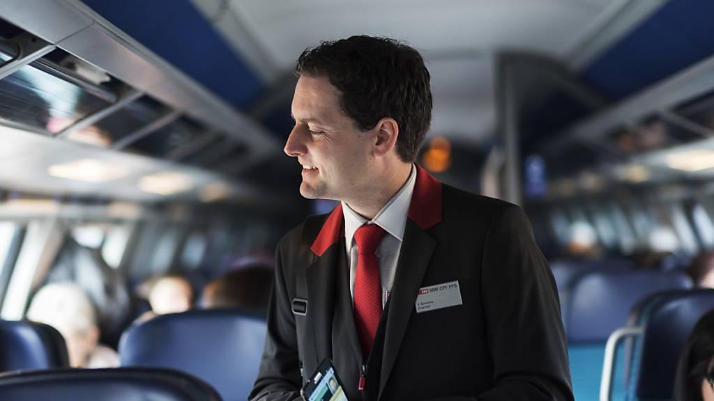 SBB stellen immer weniger Zugbegleiter ein