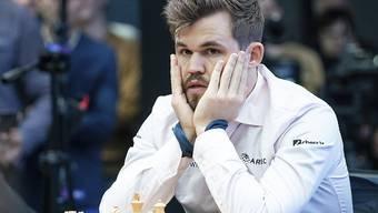 An Magnus Carlsen gab es auch in Moskau kein Vorbeikommen.