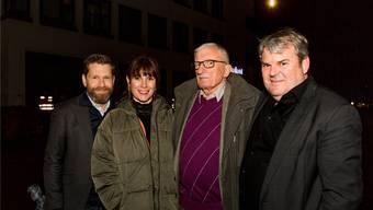 """Vorpremiere der siebten Staffel von """"Der Bestatter"""" in Aarau"""